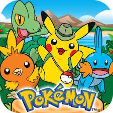 Campamento Pokémon